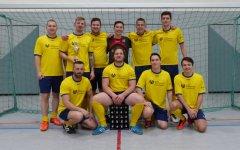 SV Aga, Turniersieger des Hallenfußball-Pokals der Kreisklasse-Mannschaften