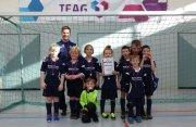 Spielpraxis und Erfahrungen gesammelt, die F2 des TSV 1880 Rüdersdorf